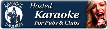karaoke Hire for pubs and clubs
